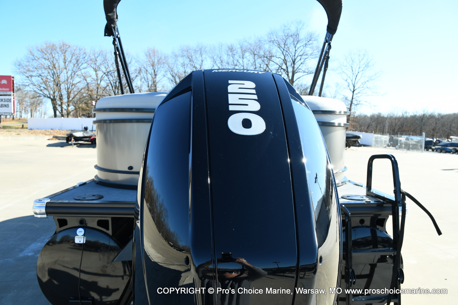 2021 Regency boat for sale, model of the boat is 230 DL3 w/250HP Mercury Verado 4 Stroke & Image # 47 of 50