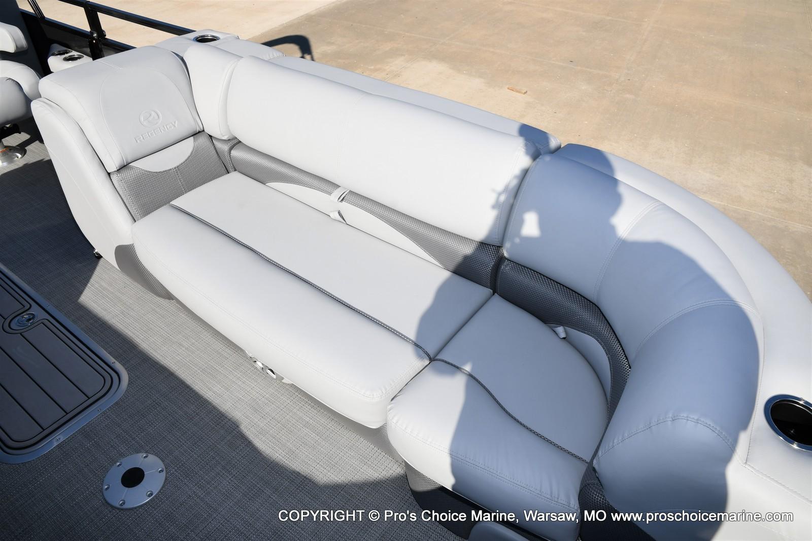 2021 Regency boat for sale, model of the boat is 230 DL3 w/250HP Mercury Verado 4 Stroke & Image # 48 of 50