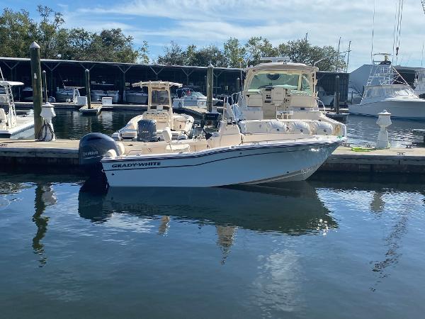 2021 GRADY - WHITE Fisherman 180