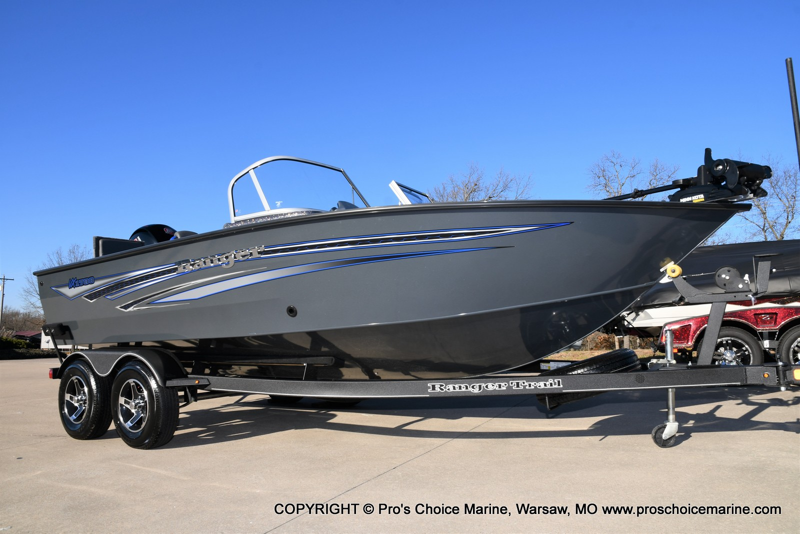 2021 Ranger Boats boat for sale, model of the boat is VX1788 WT w/150HP Pro-XS 4 Stroke & Image # 13 of 50