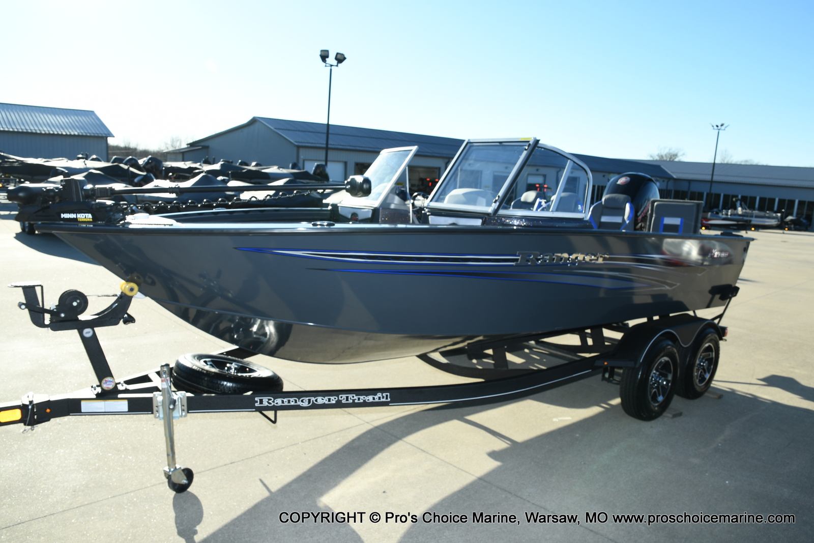2021 Ranger Boats boat for sale, model of the boat is VX1788 WT w/150HP Pro-XS 4 Stroke & Image # 15 of 50