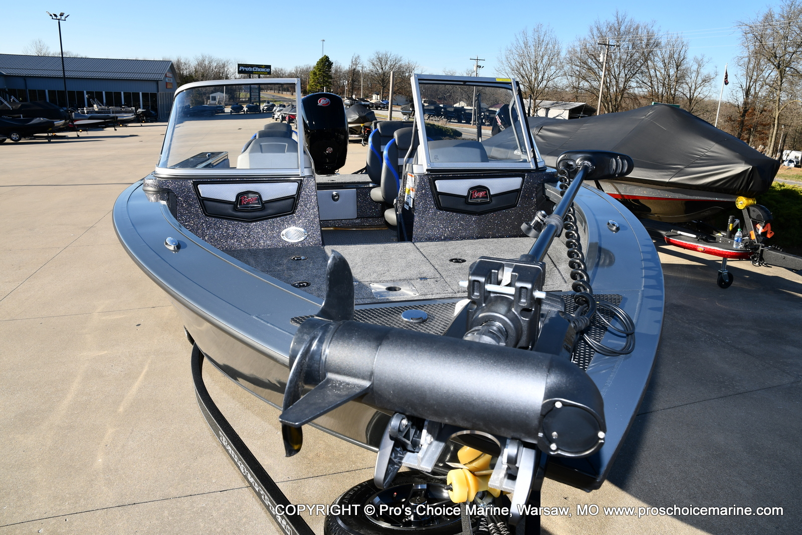 2021 Ranger Boats boat for sale, model of the boat is VX1788 WT w/150HP Pro-XS 4 Stroke & Image # 16 of 50
