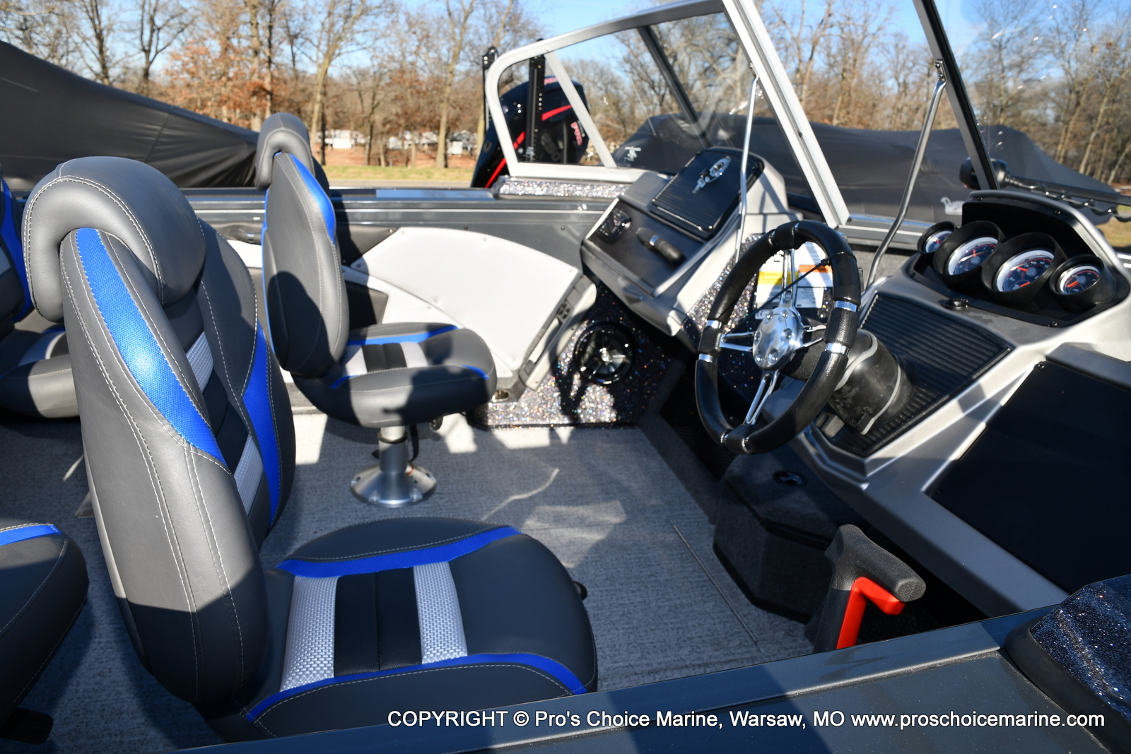2021 Ranger Boats boat for sale, model of the boat is VX1788 WT w/150HP Pro-XS 4 Stroke & Image # 4 of 50