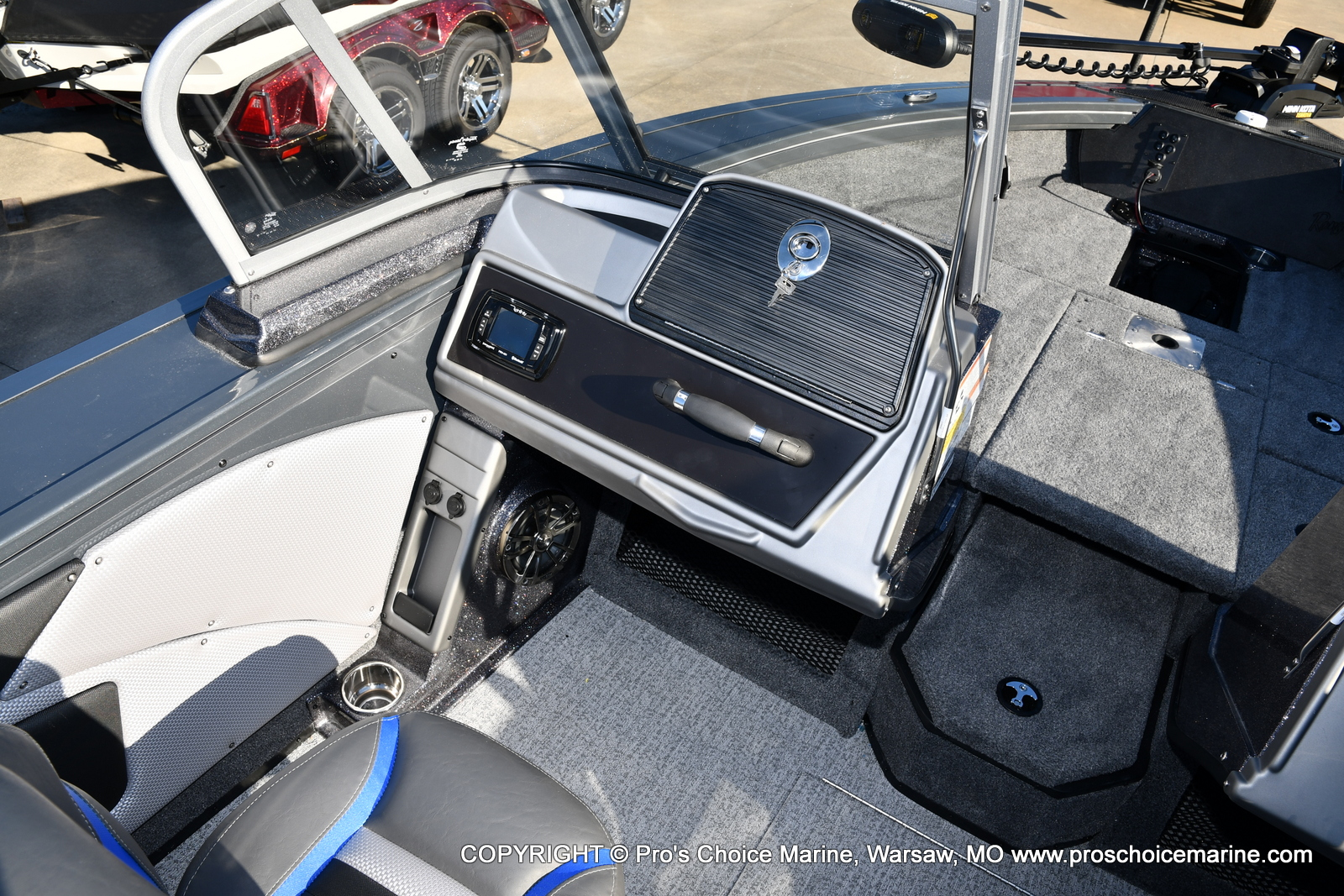 2021 Ranger Boats boat for sale, model of the boat is VX1788 WT w/150HP Pro-XS 4 Stroke & Image # 30 of 50