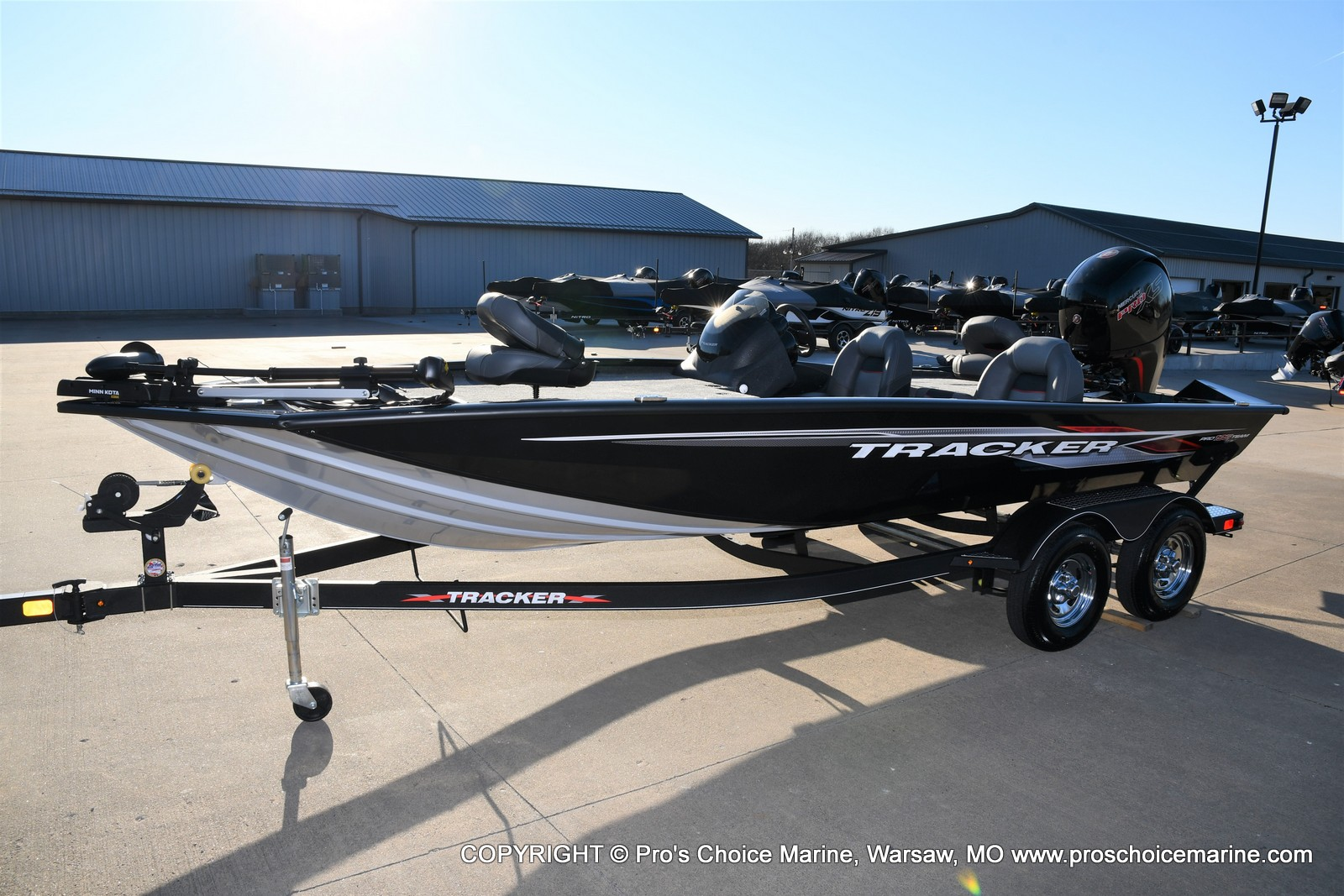 2021 Tracker Boats boat for sale, model of the boat is PRO TEAM 195 TXW w/150HP Pro-XS & Image # 11 of 50