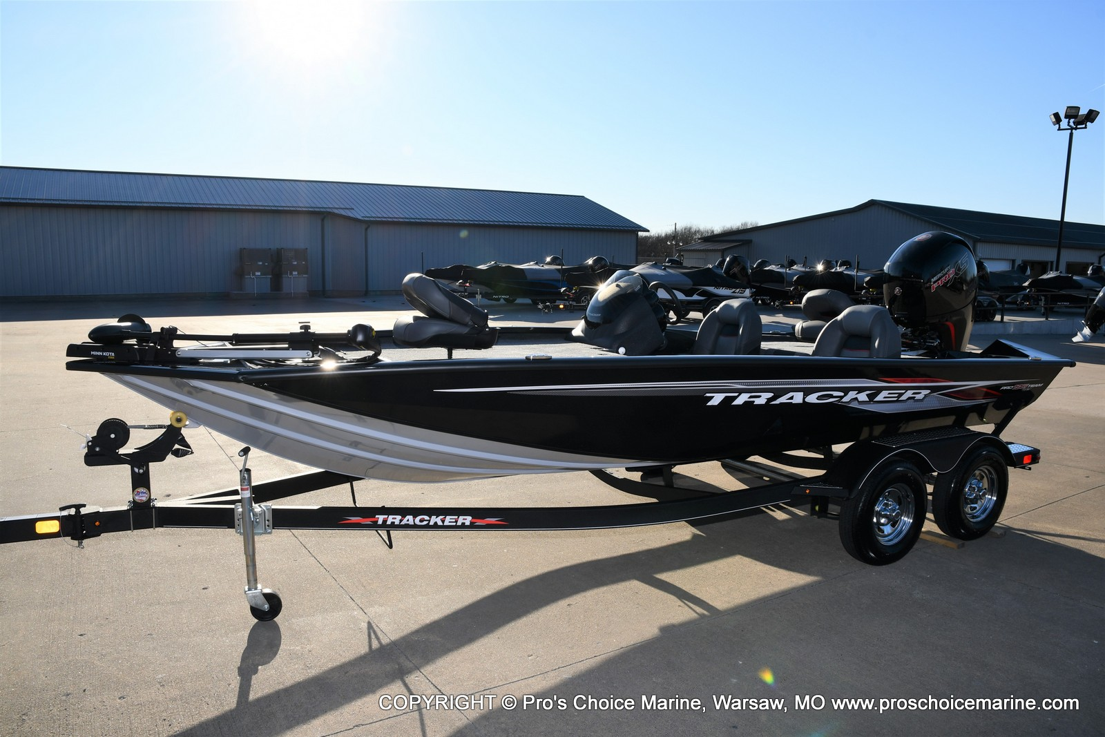 2021 Tracker Boats boat for sale, model of the boat is PRO TEAM 195 TXW w/150HP Pro-XS & Image # 26 of 50