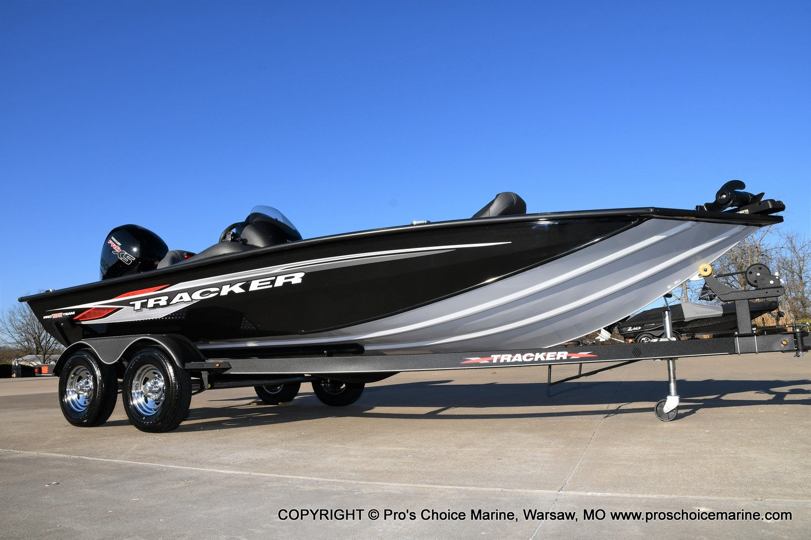 2021 Tracker Boats boat for sale, model of the boat is PRO TEAM 195 TXW w/150HP Pro-XS & Image # 34 of 50