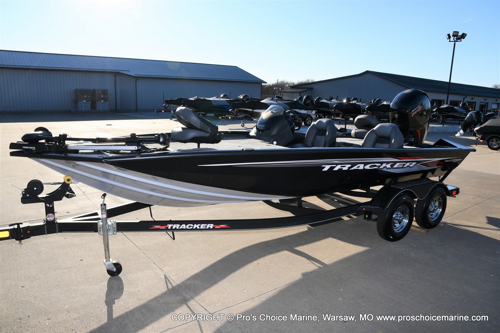 2021 Tracker Boats boat for sale, model of the boat is PRO TEAM 195 TXW w/150HP Pro-XS & Image # 42 of 50
