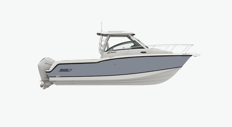 2021 Boston Whaler 285 Conquest #BW1805B primary image