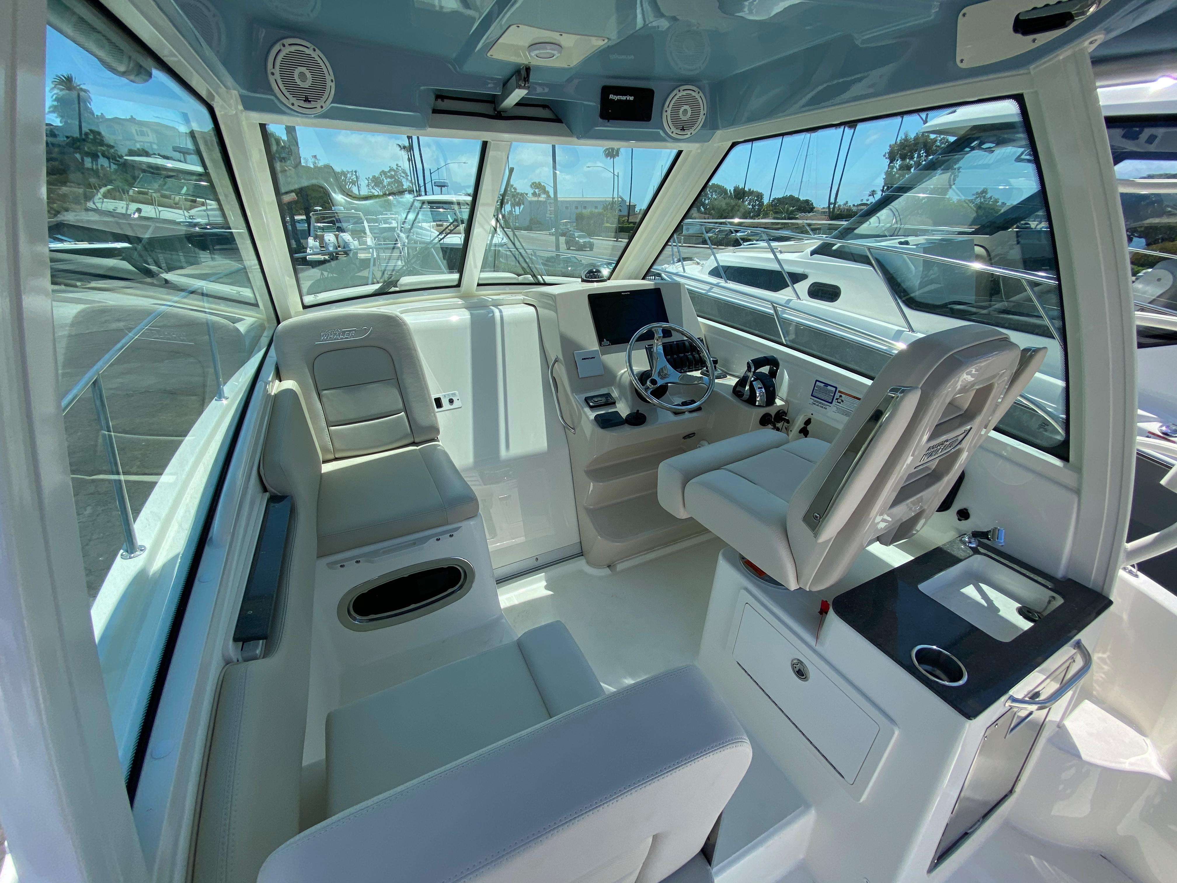 2021 Boston Whaler 285 Conquest #BW1805B inventory image at Sun Country Coastal in San Diego