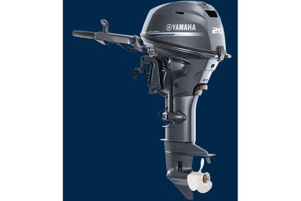 2021 Yamaha Outboards F20LWPHB image