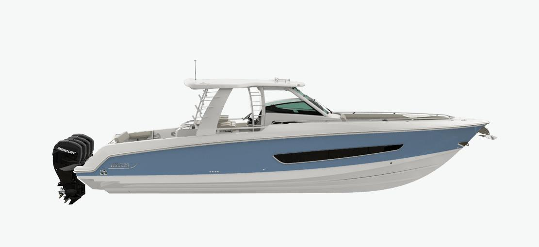 2021 Boston Whaler 420 Outrage #2444398 primary image