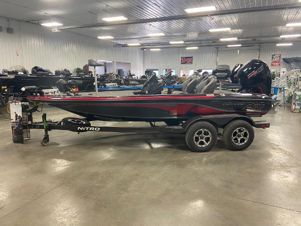 2021 Nitro boat for sale, model of the boat is Z18 Pro & Image # 1 of 17