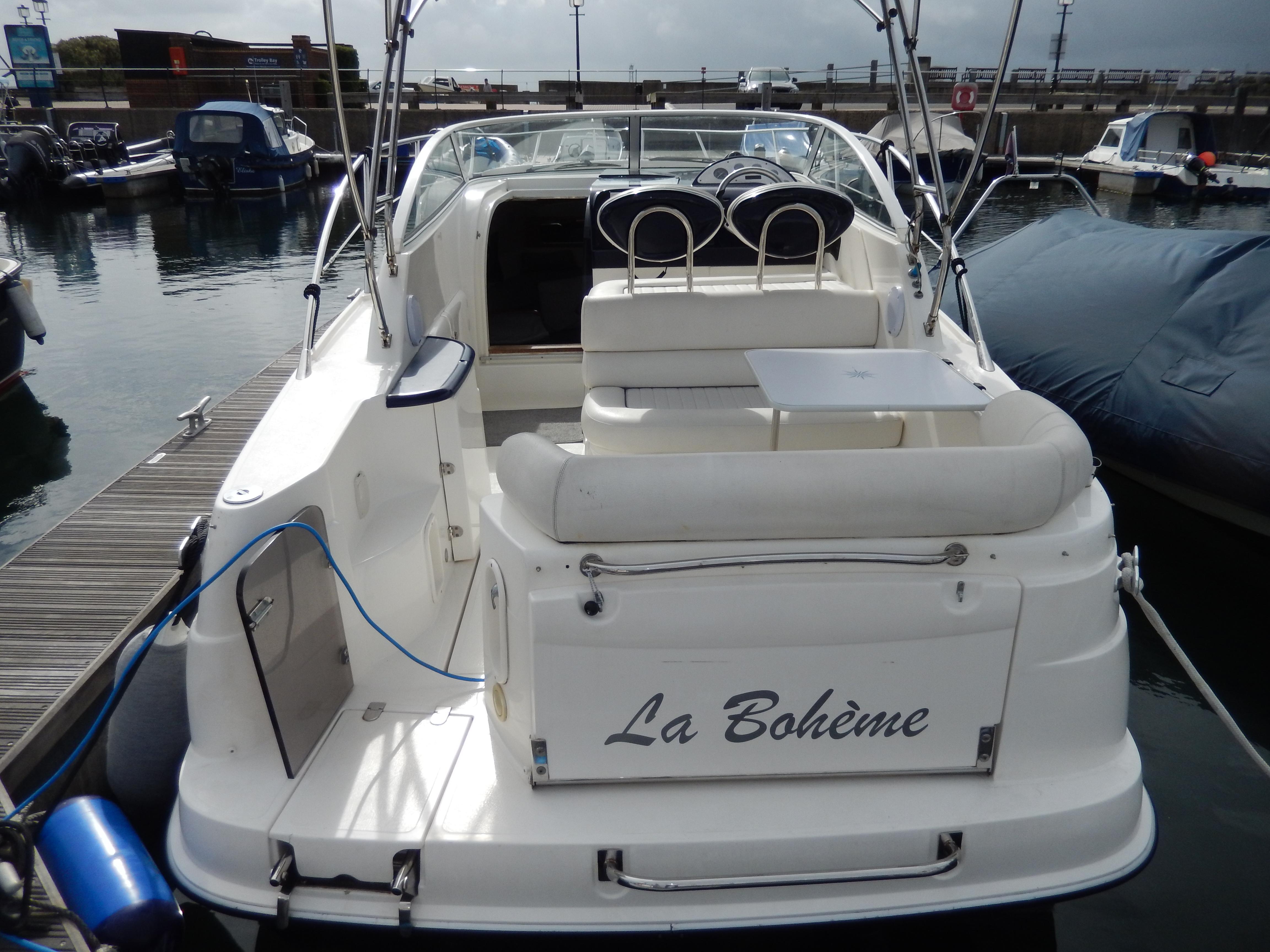 2003 Sealine S23 Sports Cruiser