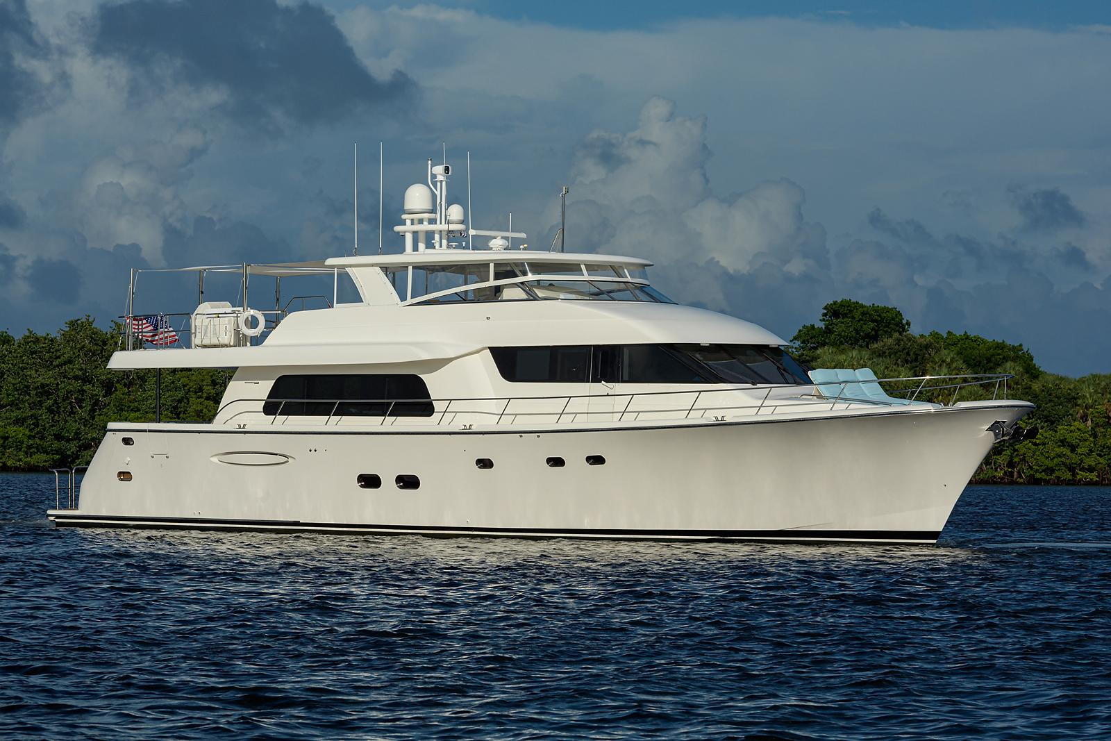85' Pacific Mariner 2009