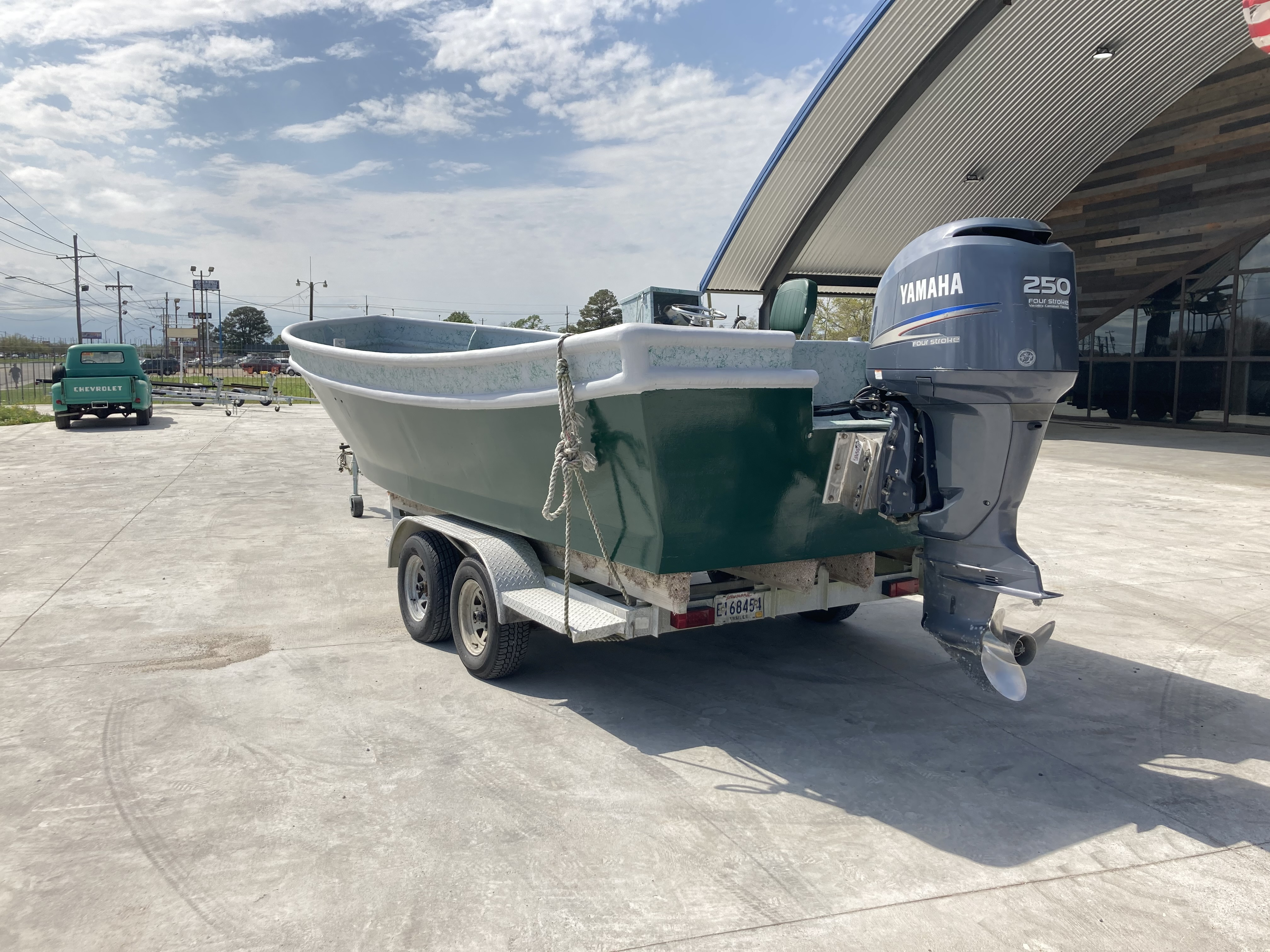 1994 Terrebonne boat for sale, model of the boat is 22ft & Image # 2 of 10