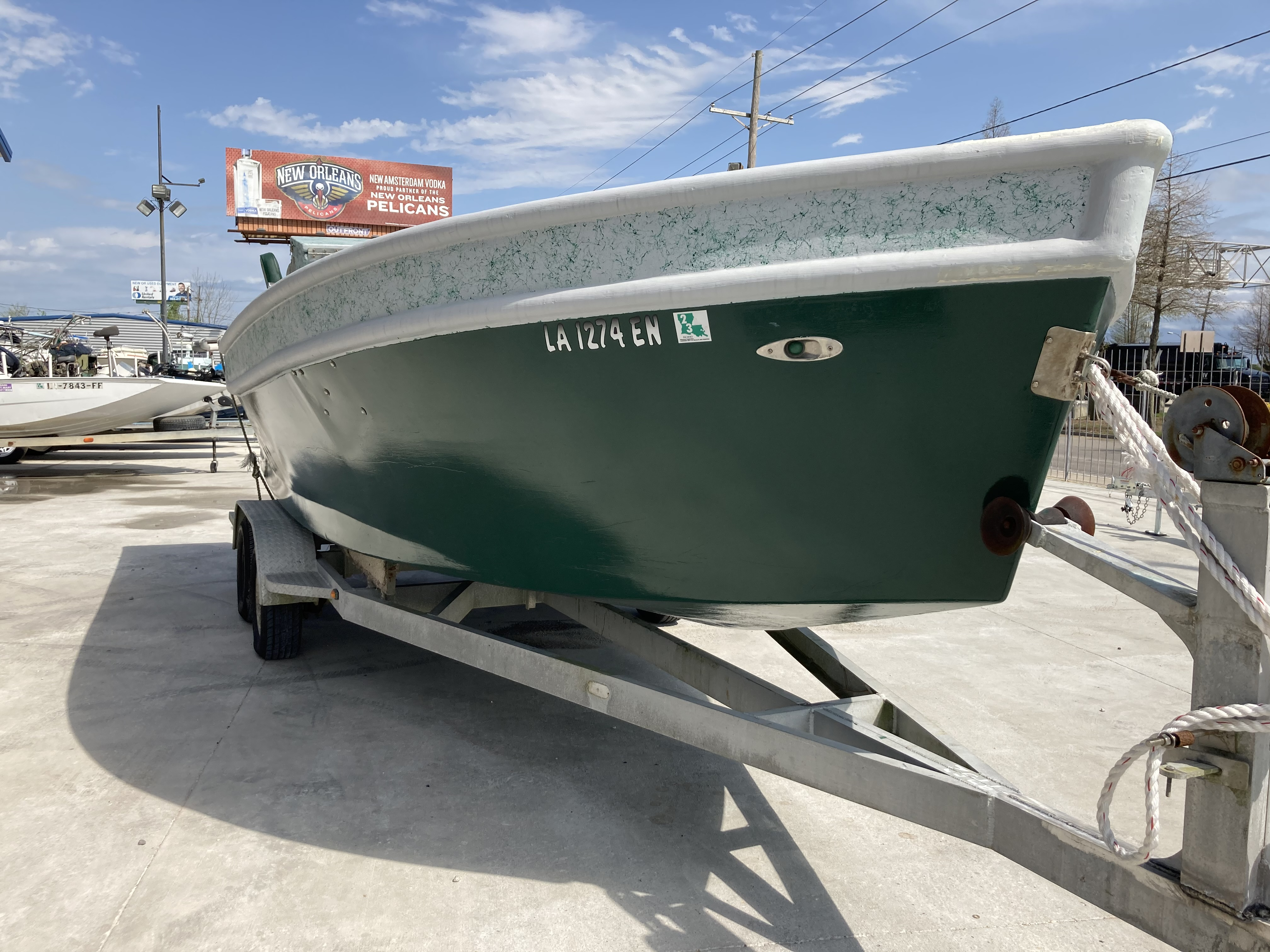1994 Terrebonne boat for sale, model of the boat is 22ft & Image # 10 of 10