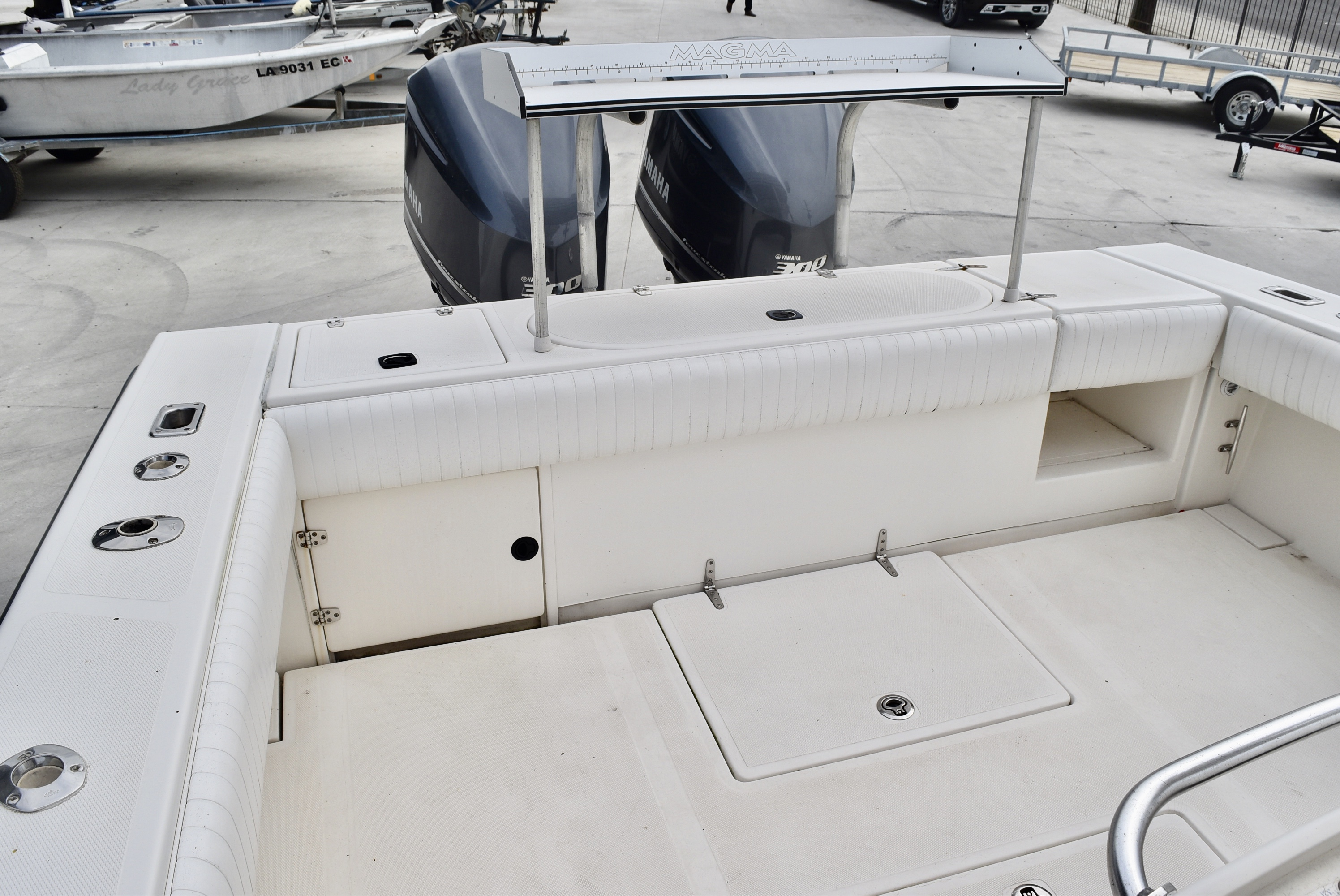 1998 Venture boat for sale, model of the boat is 34 & Image # 3 of 18