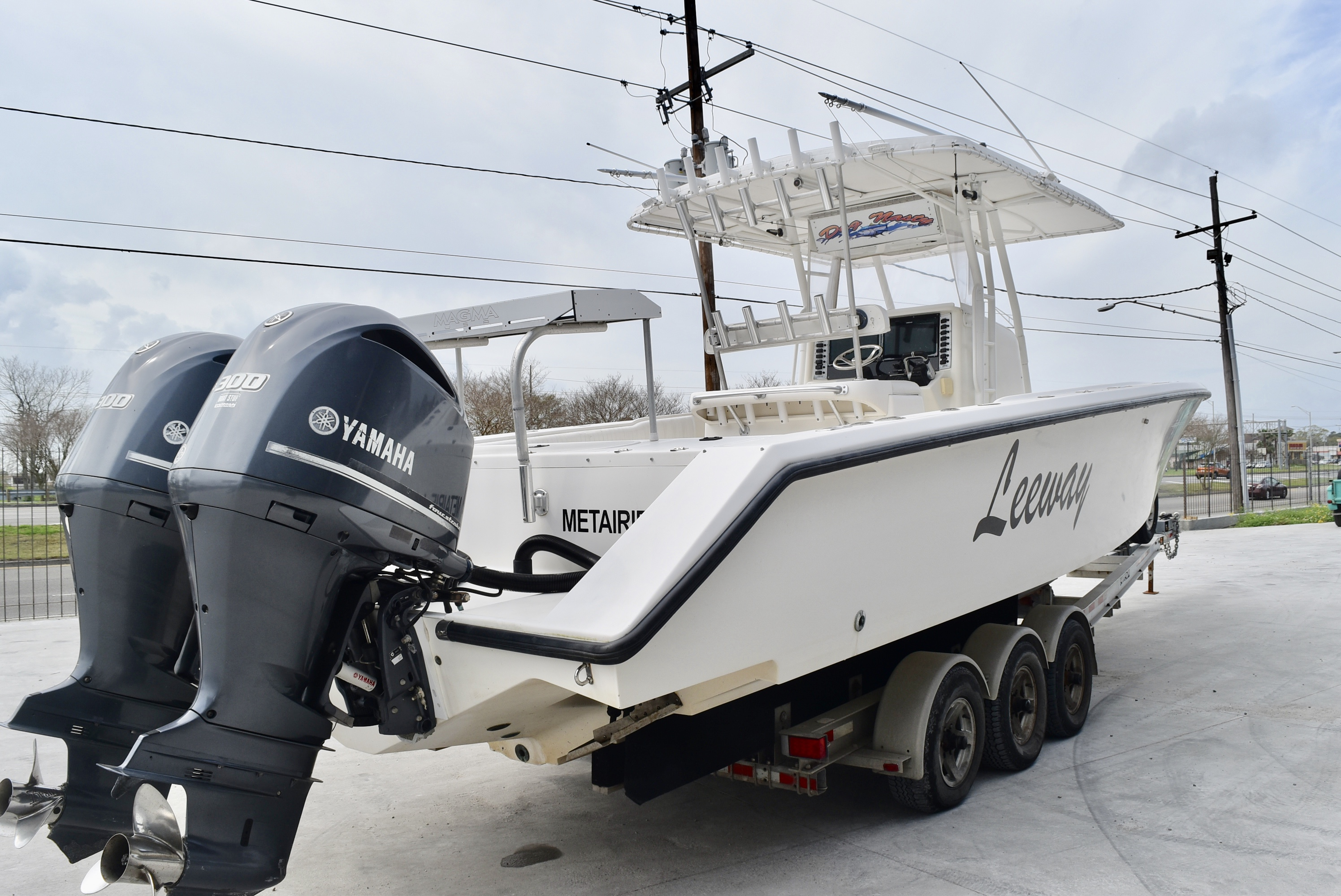 1998 Venture boat for sale, model of the boat is 34 & Image # 6 of 18