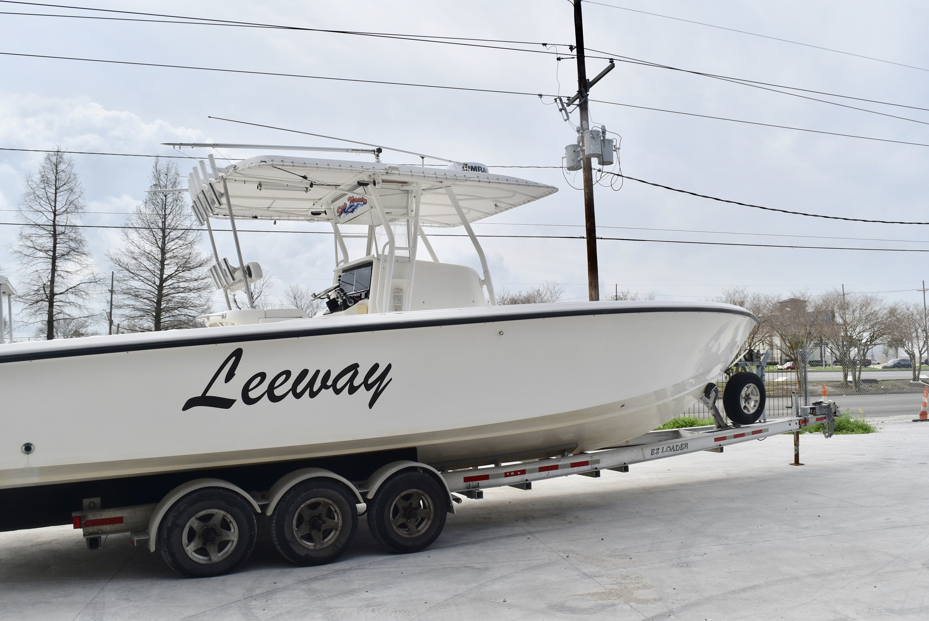 1998 Venture boat for sale, model of the boat is 34 & Image # 7 of 18