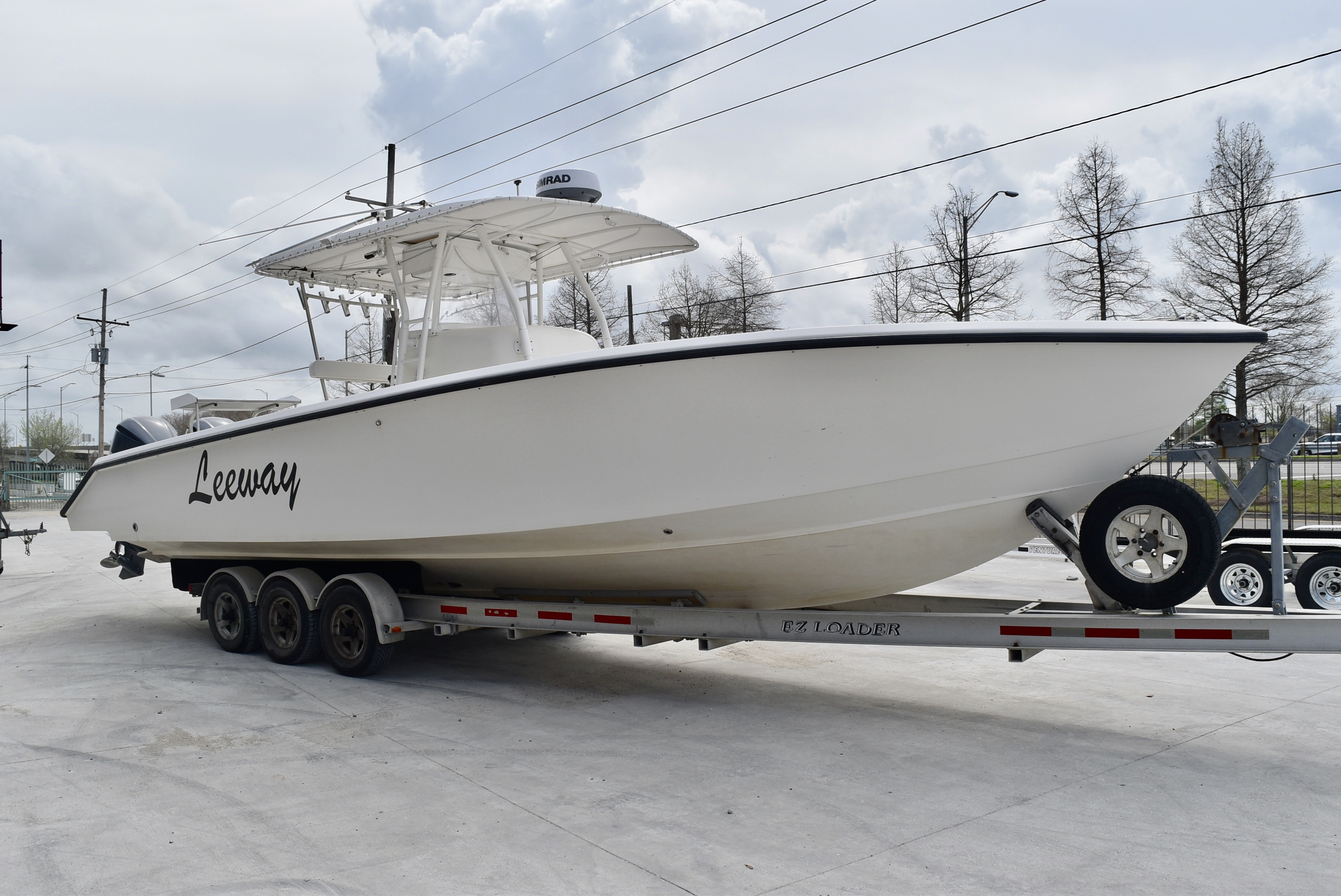 1998 Venture boat for sale, model of the boat is 34 & Image # 8 of 18