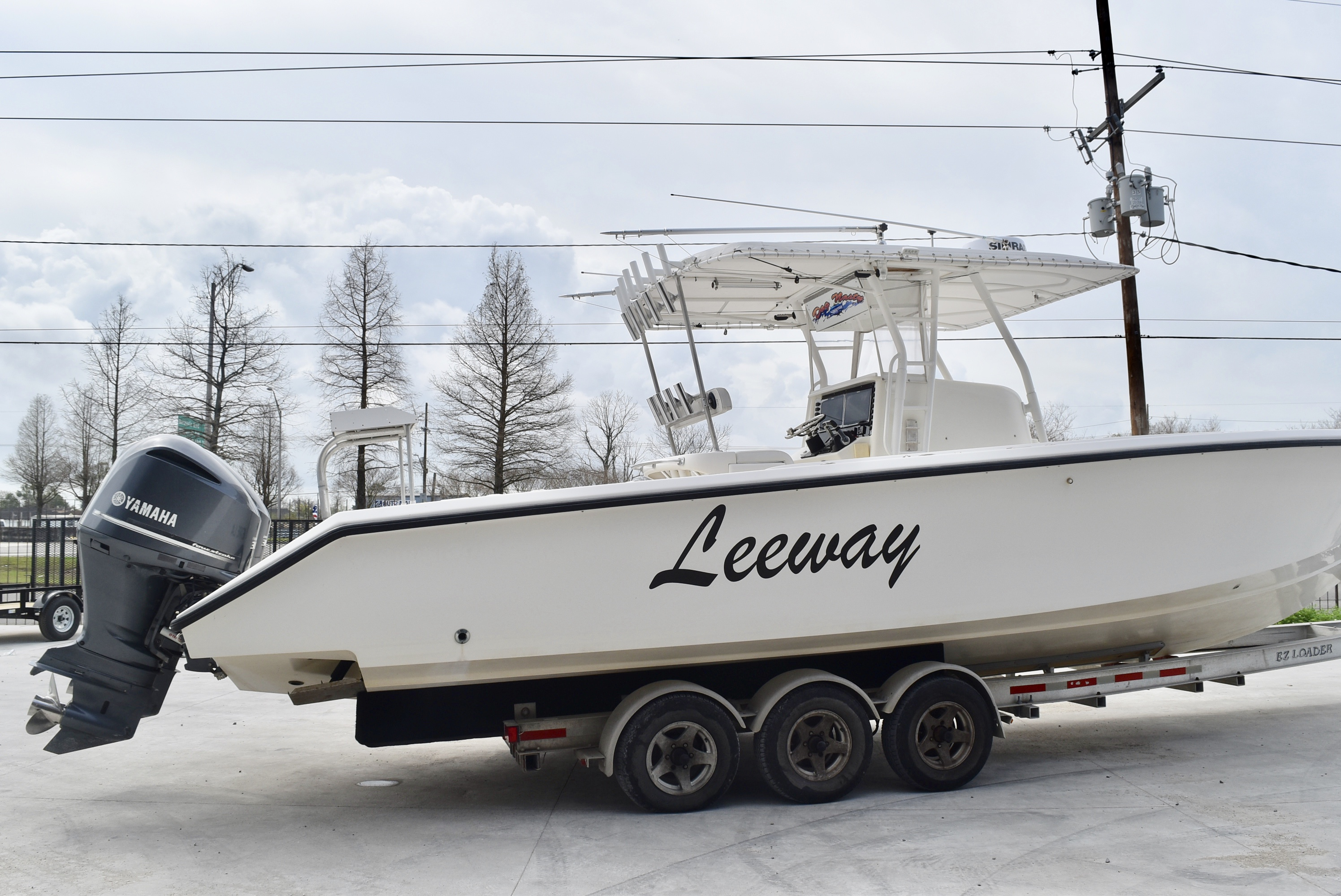 1998 Venture boat for sale, model of the boat is 34 & Image # 10 of 18