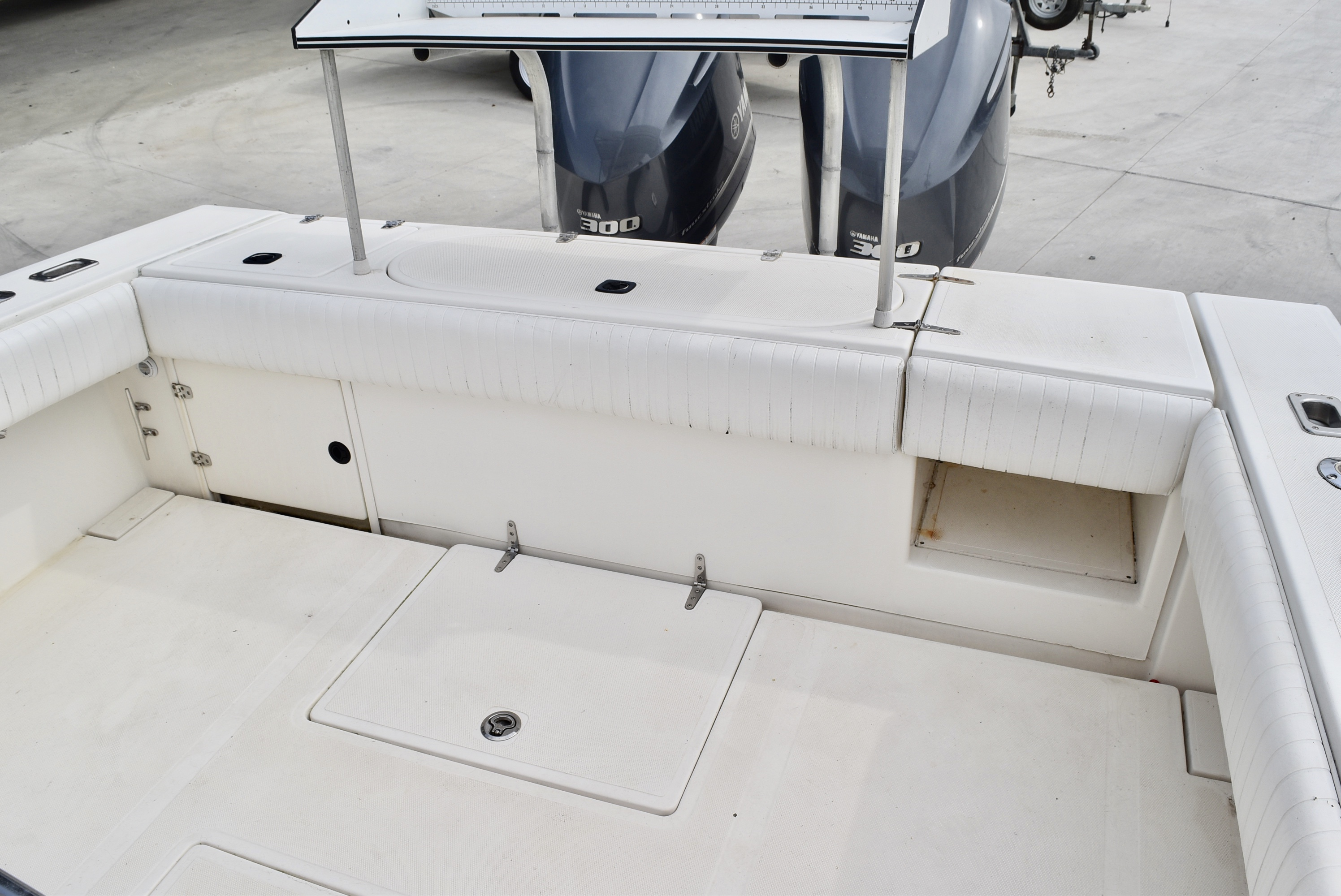 1998 Venture boat for sale, model of the boat is 34 & Image # 11 of 18