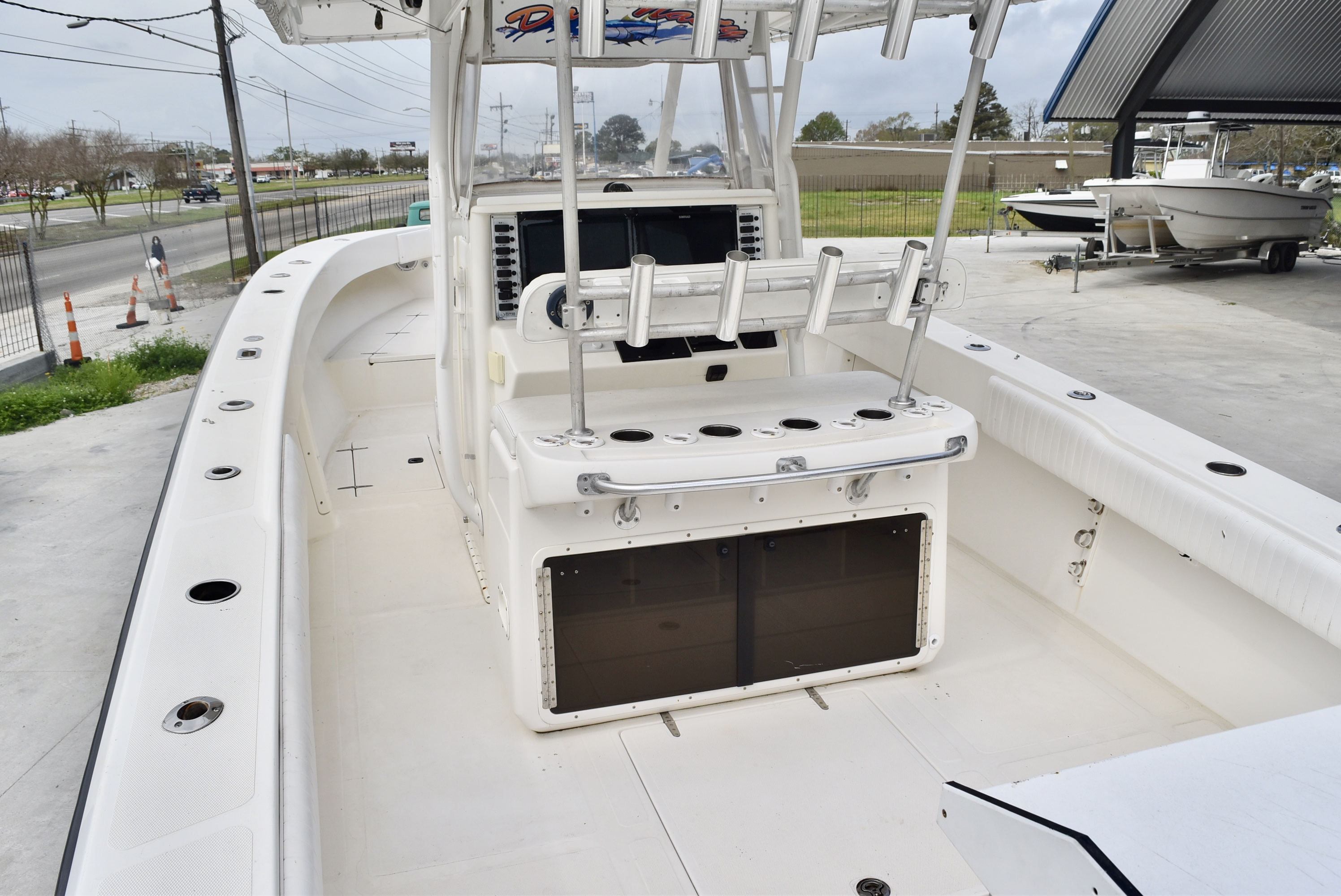 1998 Venture boat for sale, model of the boat is 34 & Image # 12 of 18