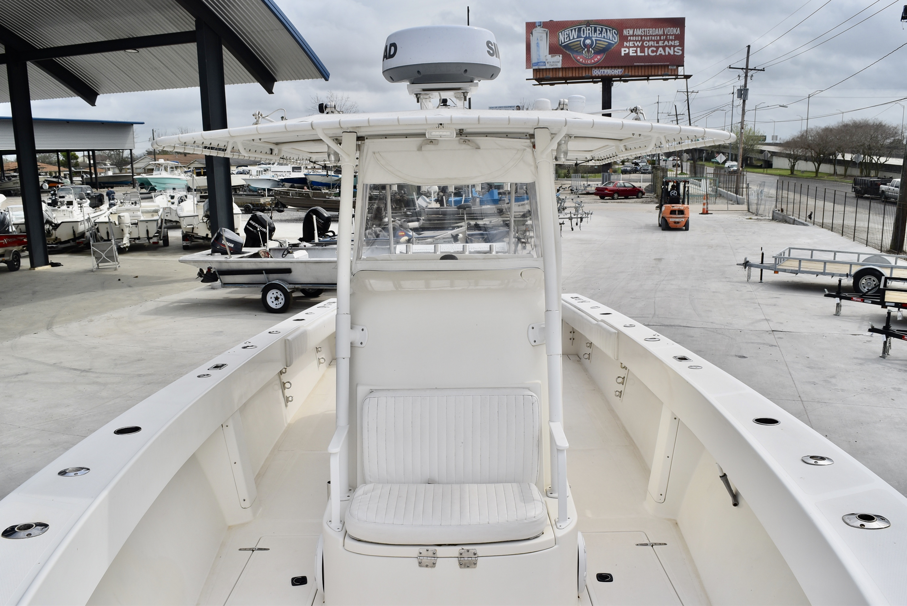1998 Venture boat for sale, model of the boat is 34 & Image # 14 of 18