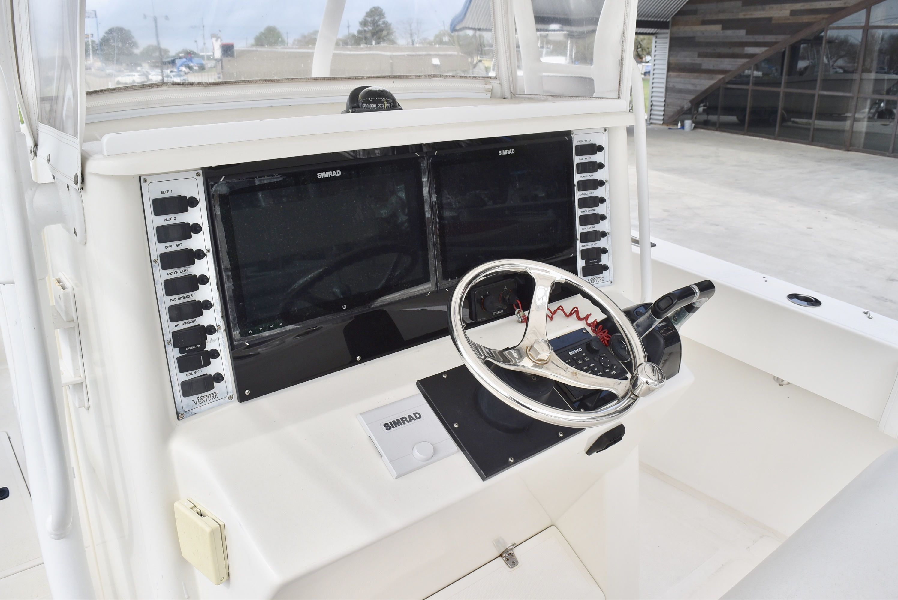1998 Venture boat for sale, model of the boat is 34 & Image # 15 of 18