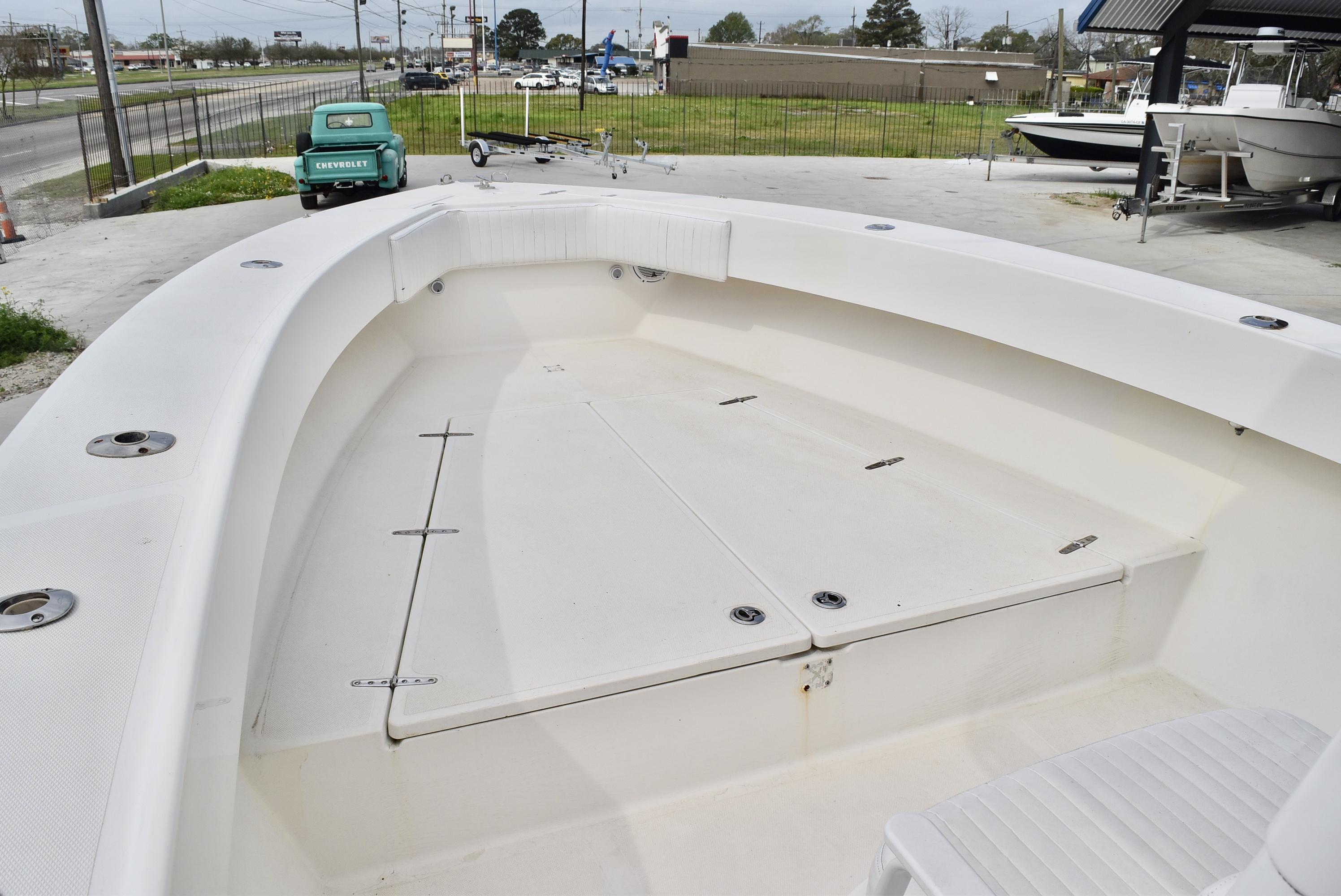 1998 Venture boat for sale, model of the boat is 34 & Image # 16 of 18