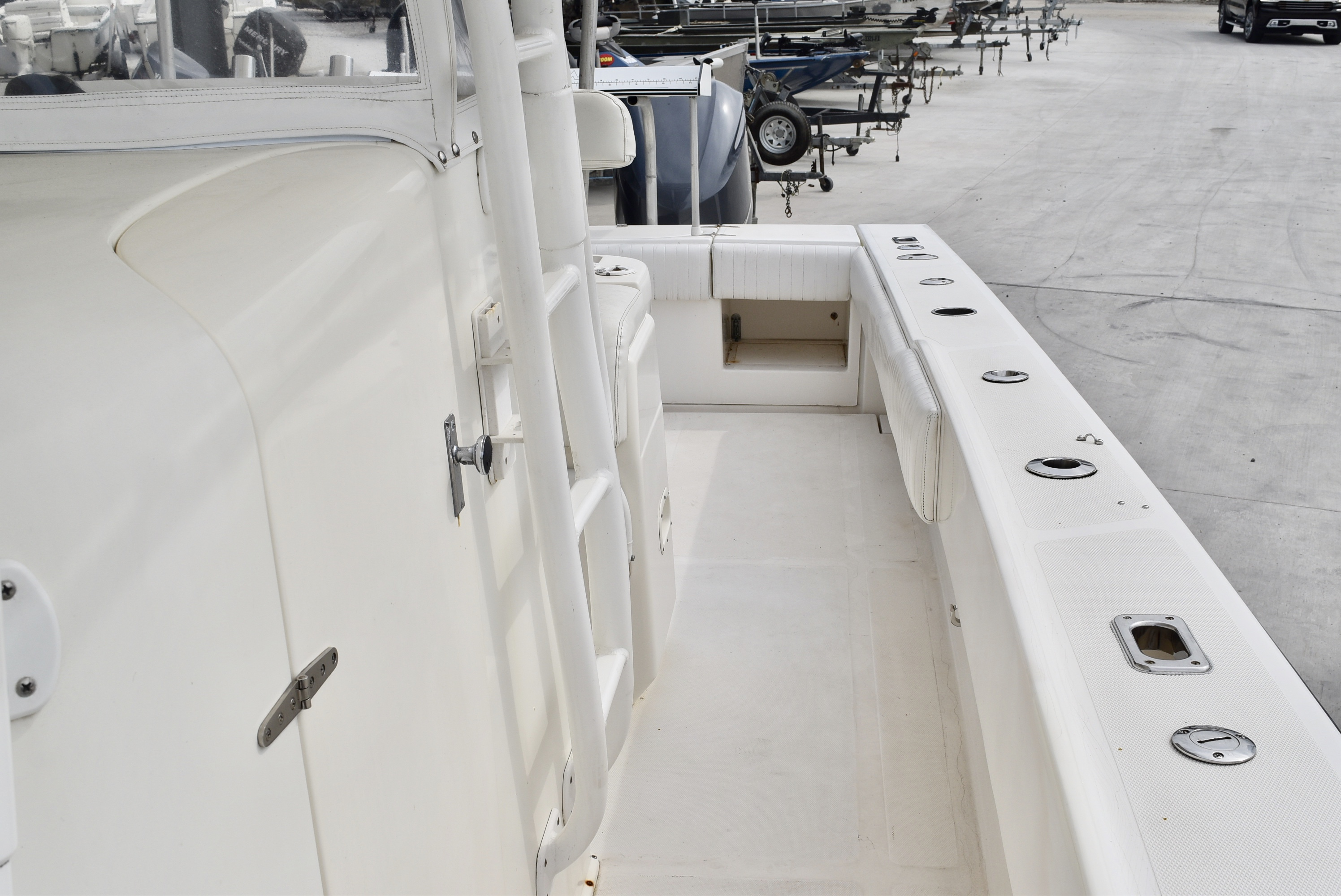 1998 Venture boat for sale, model of the boat is 34 & Image # 9 of 18