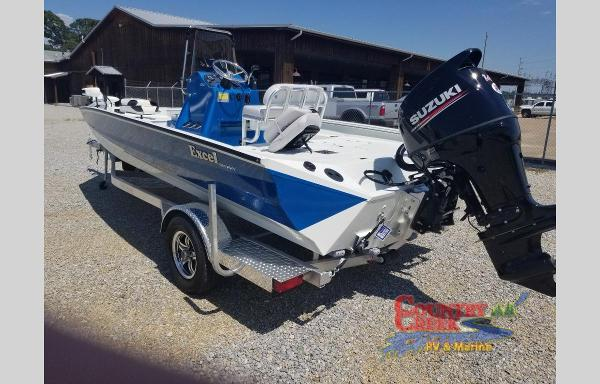2021 Excel boat for sale, model of the boat is 203 Bay & Image # 3 of 7