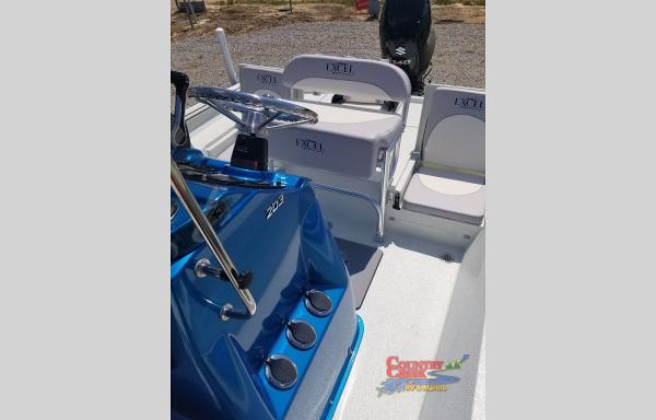 2021 Excel boat for sale, model of the boat is 203 Bay & Image # 6 of 7