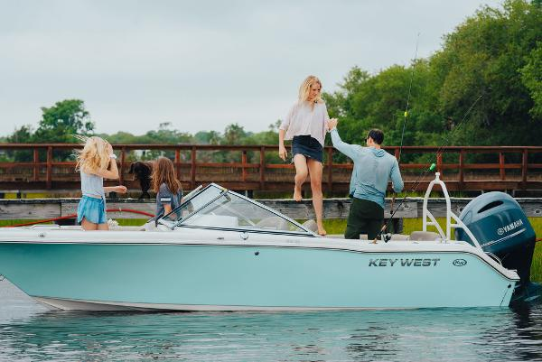 2021 Key West boat for sale, model of the boat is 203 DFS & Image # 2 of 37