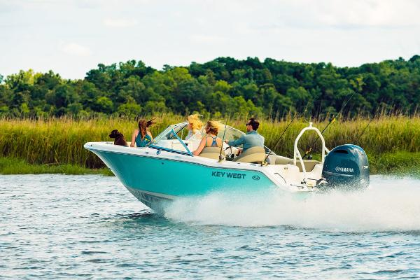 2021 Key West boat for sale, model of the boat is 203 DFS & Image # 4 of 37