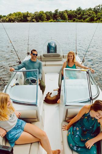 2021 Key West boat for sale, model of the boat is 203 DFS & Image # 8 of 37