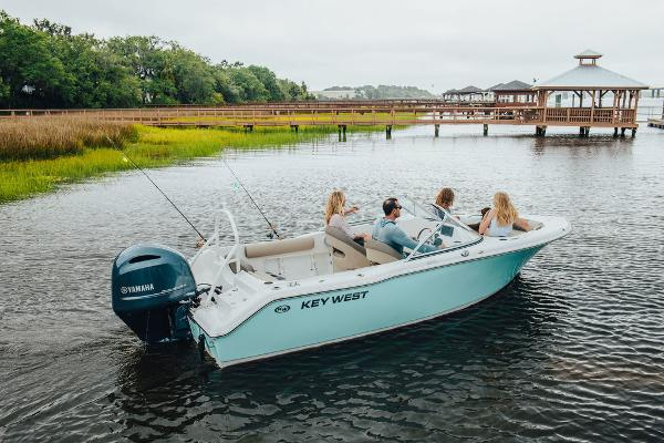 2021 Key West boat for sale, model of the boat is 203 DFS & Image # 12 of 37