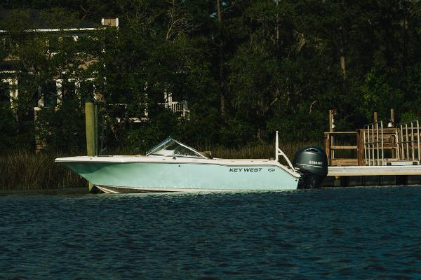 2021 Key West boat for sale, model of the boat is 203 DFS & Image # 14 of 37