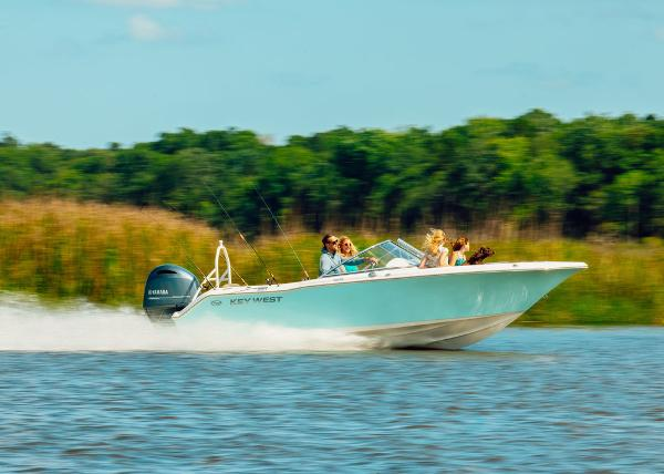 2021 Key West boat for sale, model of the boat is 203 DFS & Image # 15 of 37