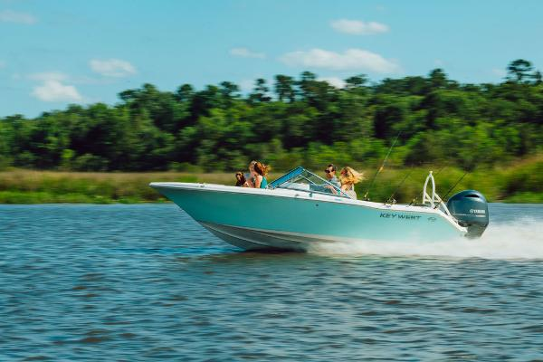 2021 Key West boat for sale, model of the boat is 203 DFS & Image # 16 of 37