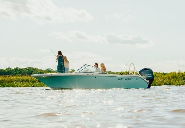 2021 Key West boat for sale, model of the boat is 203 DFS & Image # 19 of 37