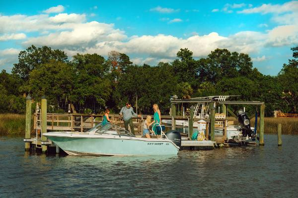 2021 Key West boat for sale, model of the boat is 203 DFS & Image # 20 of 37