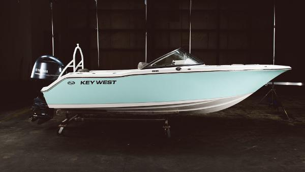 2021 Key West boat for sale, model of the boat is 203 DFS & Image # 21 of 37