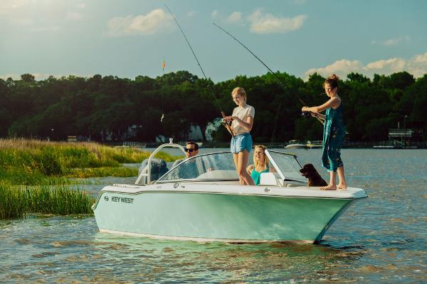 2021 Key West boat for sale, model of the boat is 203 DFS & Image # 24 of 37