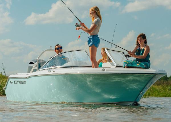 2021 Key West boat for sale, model of the boat is 203 DFS & Image # 25 of 37