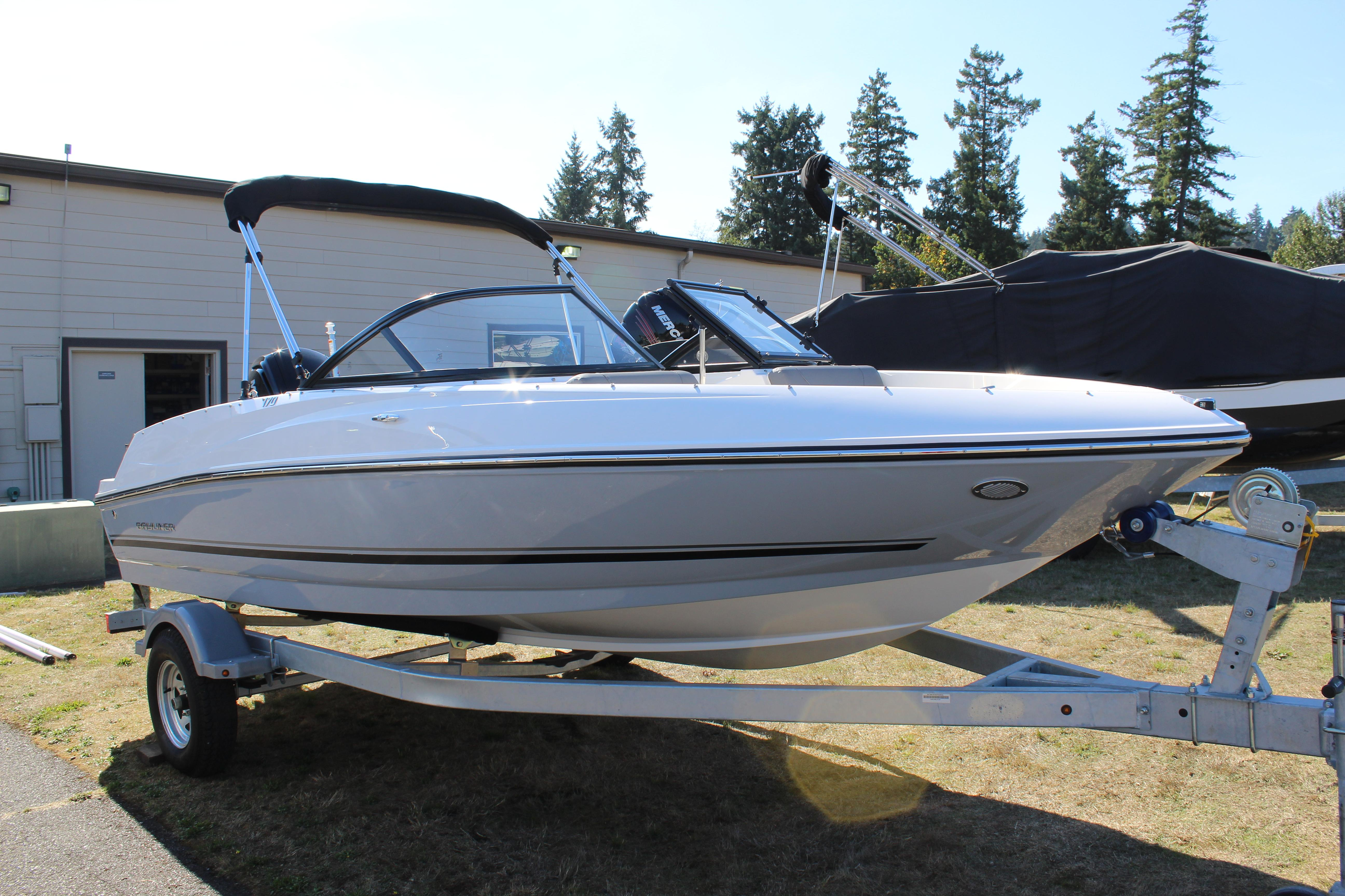 2022 Bayliner 170 Bowrider
