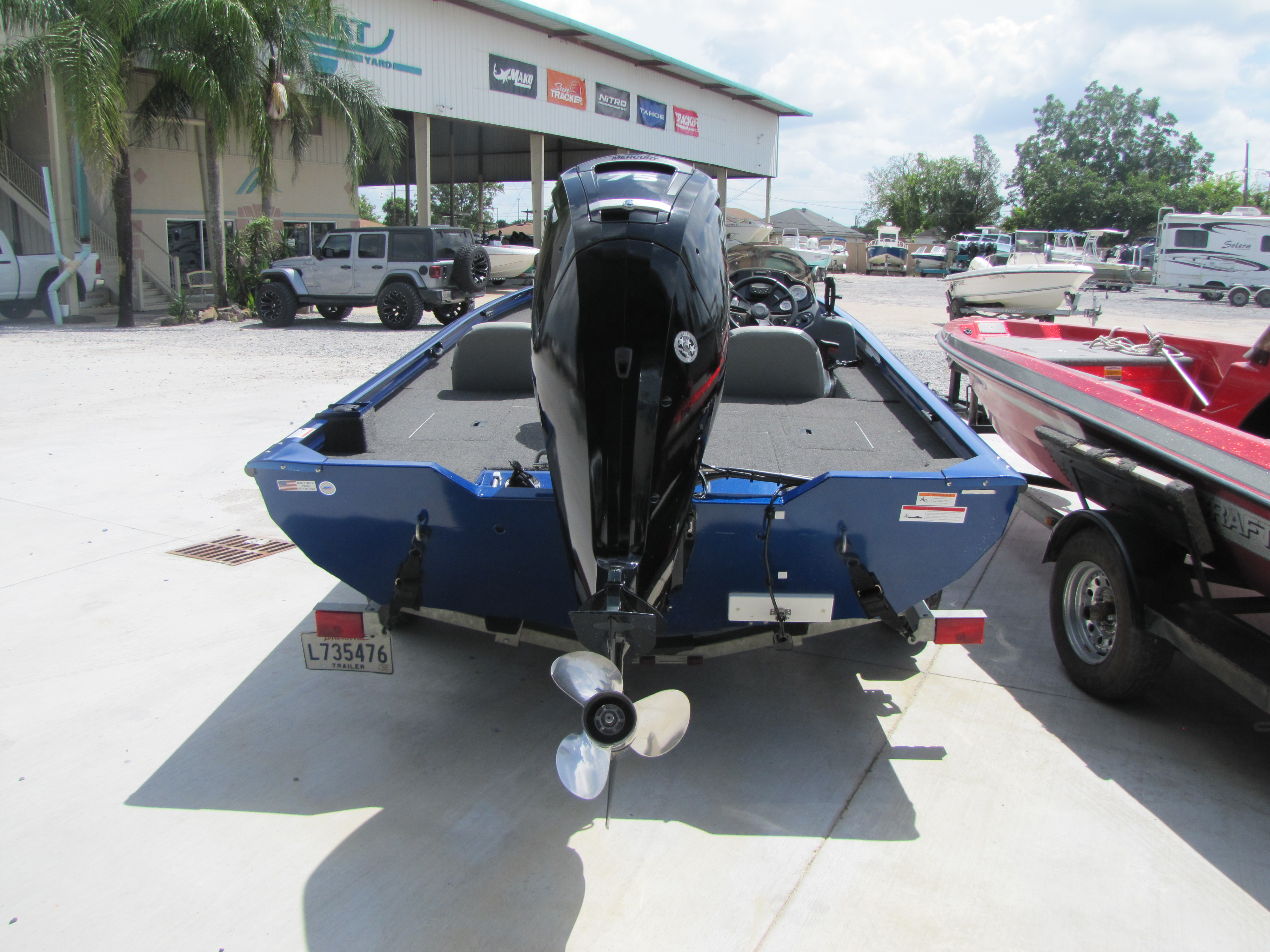 2014 Lowe boat for sale, model of the boat is 175 & Image # 2 of 10