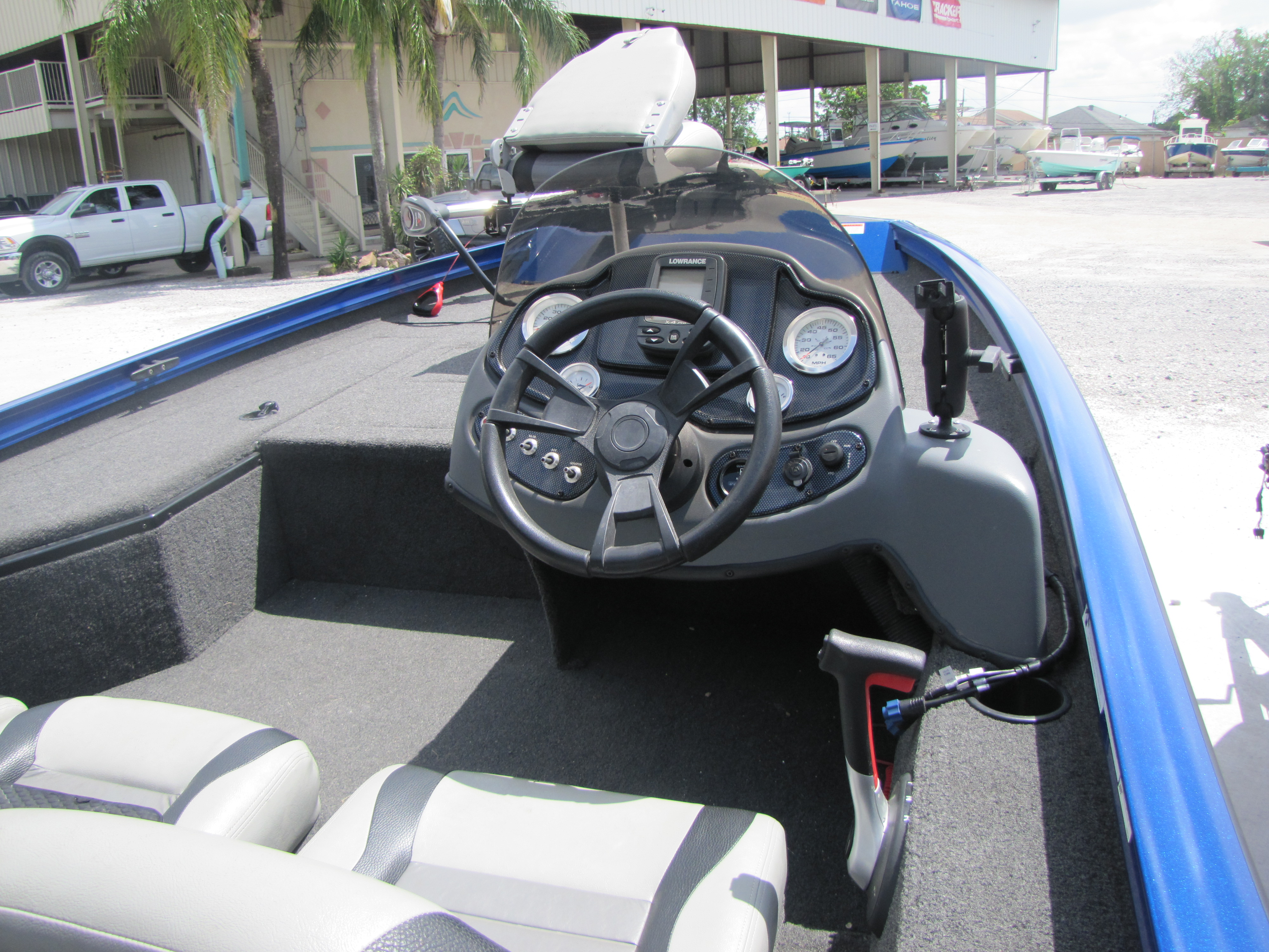 2014 Lowe boat for sale, model of the boat is 175 & Image # 4 of 10
