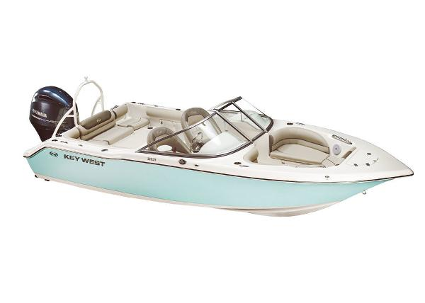 2021 Key West boat for sale, model of the boat is 203DFS & Image # 2 of 36